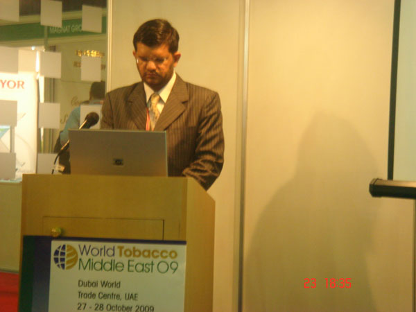 2007 Dubai World Tobacco Middle East
