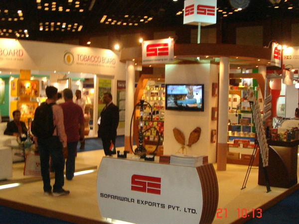 2010 Hyderabad World Tobacco India